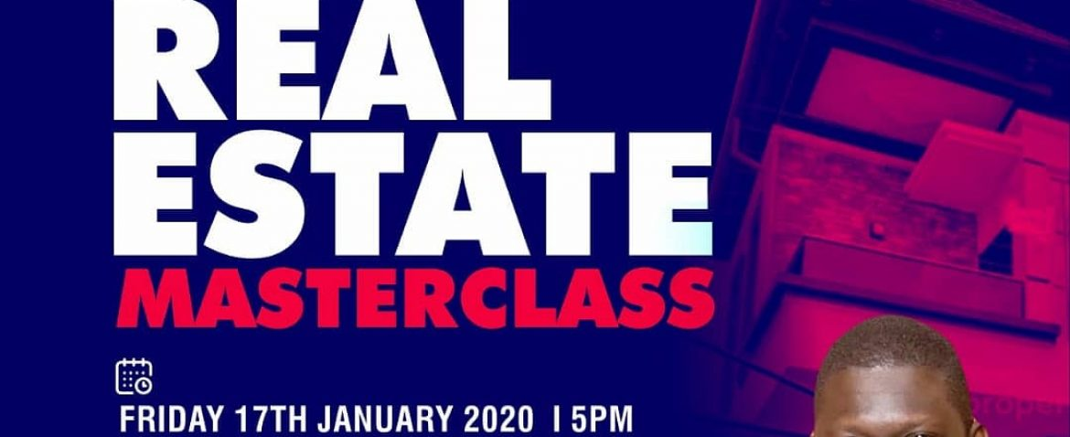 REAL ESTATE MASTERCLASS, BALTIMORE