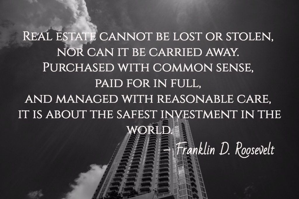 Real estate quote