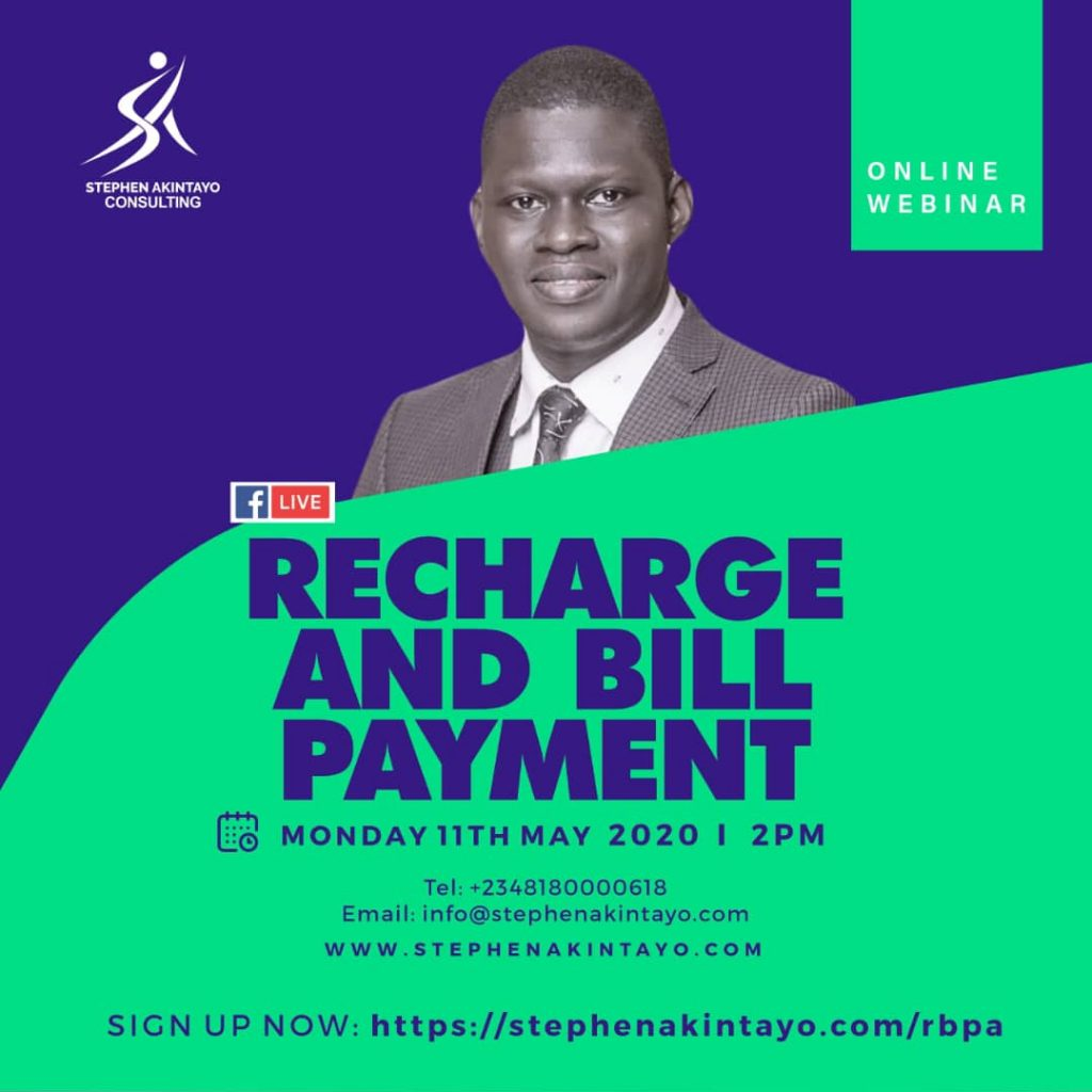 recharge & bill payment
