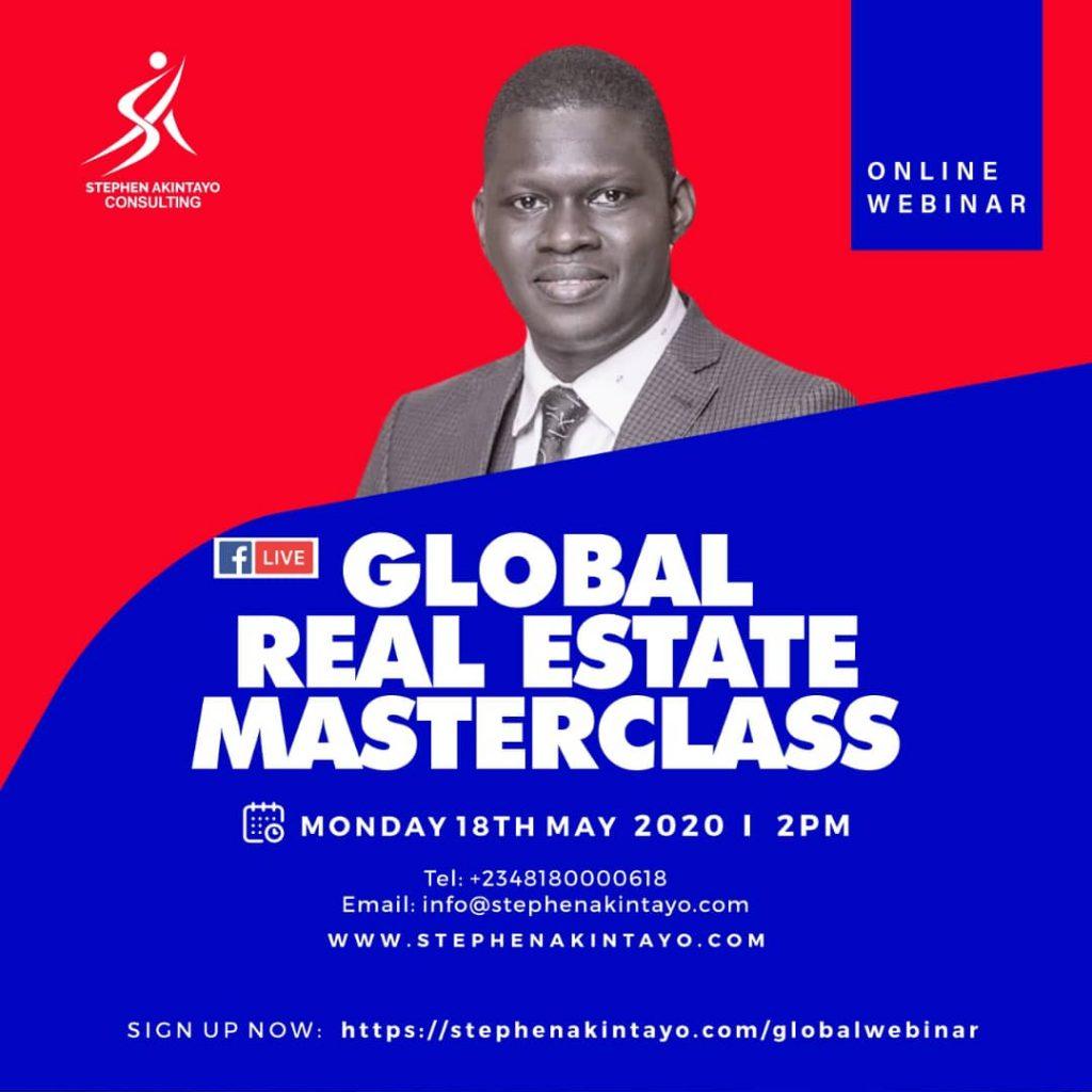 global real estate masterclass