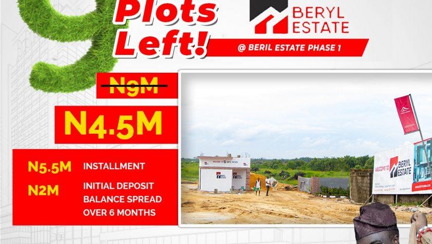 Beryl Estate